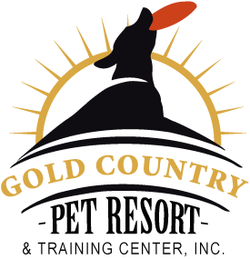 Gold Country Pet Resort  Logo