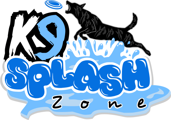 K9 Splash Zone Logo