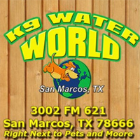 K9 Water World  Logo